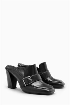 Loafer Mules