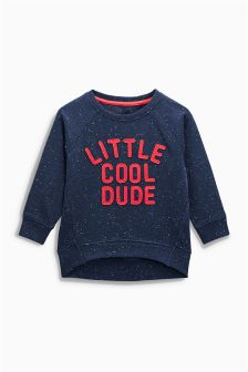 Crew Top (3mths-6yrs)