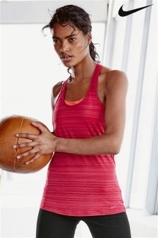 Nike Red Victory Tank