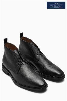 Textured Chukka Boot