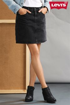 Levi's® Black Everyday Skirt