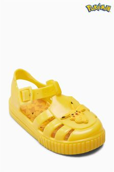 Pokemon™ Jelly Shoes (Younger Boys)