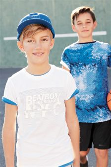 Short Sleeve T-Shirts Two Pack (3-16yrs)