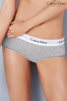 Calvin Klein Logo Cotton Hipsters