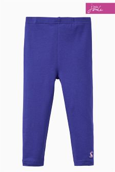 Joules Blue Emilia Jersey Legging