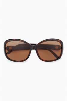 Square Polarised Sunglasses