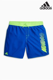 adidas Linear Blue Swim Short