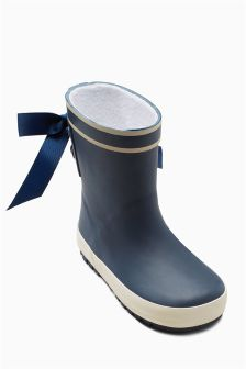 Bow Wellies (Younger Girls)