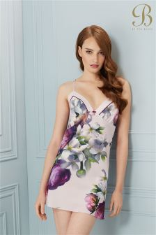 Ted Baker Purple Floral Chemise