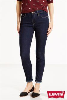 Levi's® Denim Lone Wolf 721 High Rise Skinny Jean