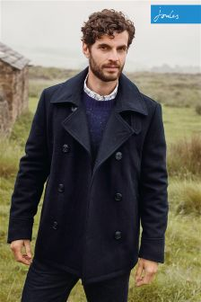 Joules Seagrove Peacoat
