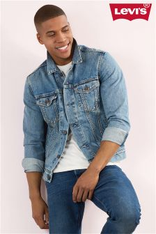 Levi's® Mid Blue Trucker Denim Jacket