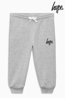 Hype Grey 3/4 Jersey Jogger