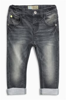 Foil Print Jeans (3mths-6yrs)
