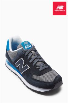 New Balance Navy/Blue ML574