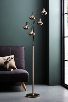 Sloane 5 Light Floor Lamp