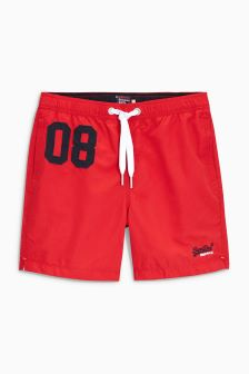 Superdry Premium Polo Swim Short
