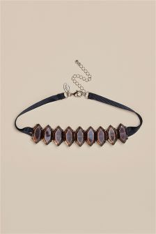 Jewelled Choker
