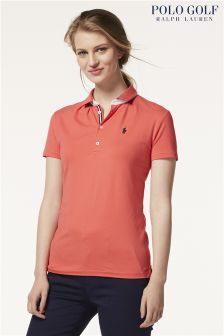 Ralph Lauren Golf Coral Polo