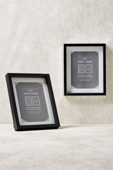 "Set of 2 Gallery 8x6"" Frames"