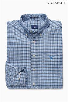 Gant Blue Comfort Oxford Shirt
