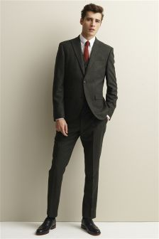Buy Men's suits Suits Green Skinny from the Next UK online shop