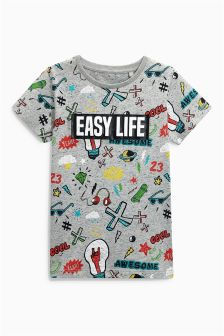 Easy Life T-Shirt (3-16yrs)