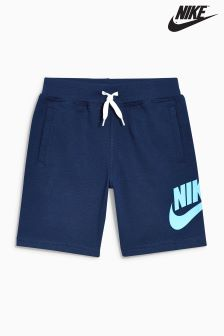 Nike Little Kids Navy Alumni Short