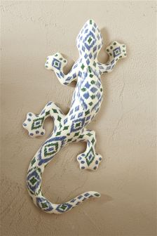 Gecko Wall Hanging