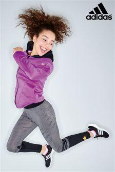 adidas Purple Tracksuit