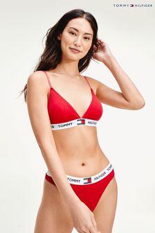 Set of 2 Grey Willoe Heart Baskets