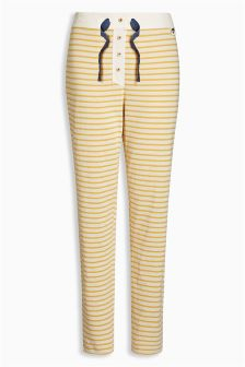 Jersey Stripe Pants