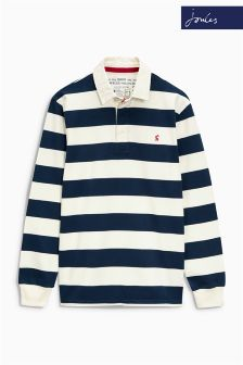 Joules Blue Stripe Onside Rugby