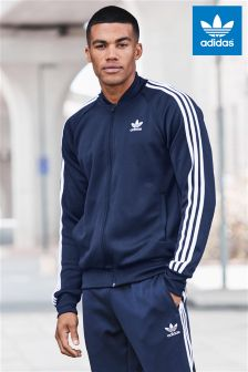 adidas Originals Navy Ink Track Top