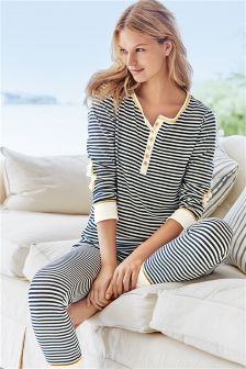 Stripe Pyjamas