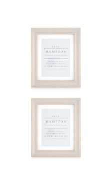 Set Of 2 Hampton Stone Frames