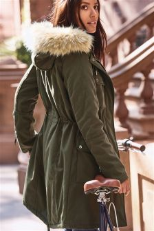 Parka Jacket Next - Coat Nj