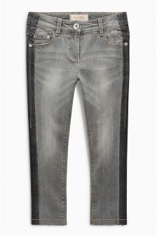 Side Stripe Jeans (3-16yrs)