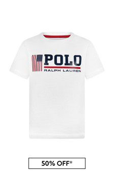 Ralph Lauren Denim & Supply Pocket Logo T-Shirt