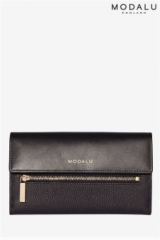 Modalu Erin Black Wallet