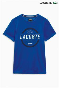 Lacoste® Sport Logo Circle T-Shirt