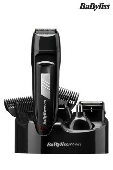 BaByliss® For Men 8 In 1 All Over Grooming Kit