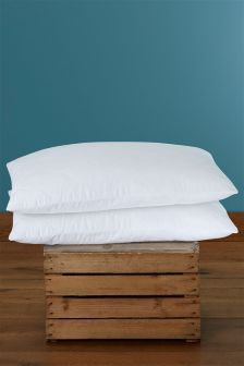 Set Of 2 Studio Pillow Protectors