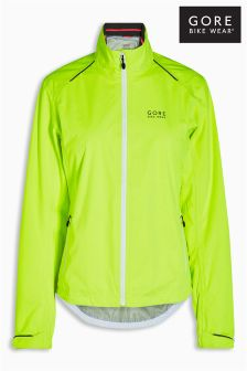 Gore Neon Yellow Element Lady GT AS Jacket