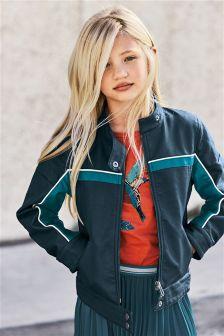 Motorcross Biker Jacket (3-16yrs)