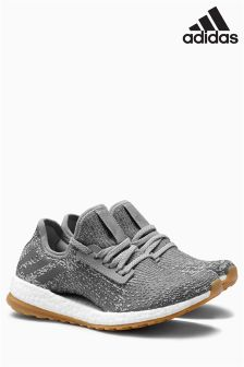 adidas Grey Pure Boost X