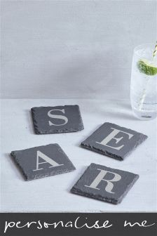 Real Slate Coaster by Loveabode