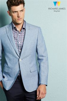 Richard James Mayfair Speckled Twill Jacket