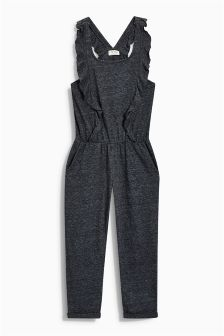 Charcoal Jumpsuit (3-16yrs)