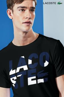 Lacoste® Sport Printed T-Shirt